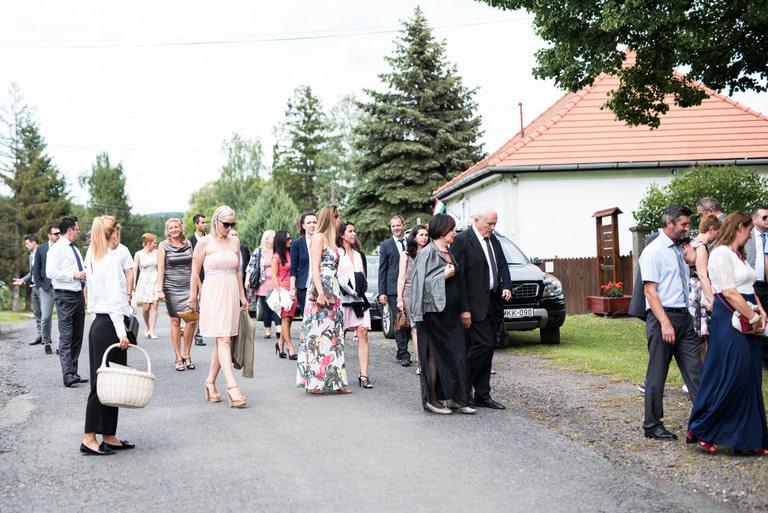 vidéki  álomszép esküvő11